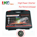 Discount!! Car Jump Starter high capacity Multi-Function Power Bank Emergency Jump Starter Min Power Bank Car Booster