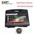 Discount!! Car Jump Starter high capacity Multi-Function Power Bank Emergency Jump Starter Min Power Bank Car Booster