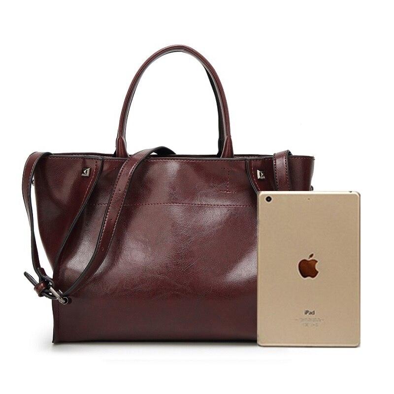 mulheres sólidos bolsas de couro Fit For : Women, students, girls, female