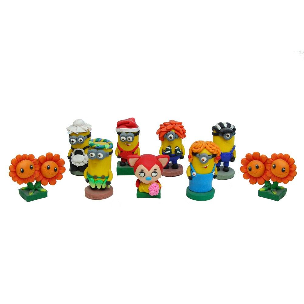 Liyuan 50 couleurs jeu d'argile polymère [Double-pont] pâte à modeler colorée pâte à modeler avec outil coffret cadeau pour enfant 1000g/35.27 oz - 6