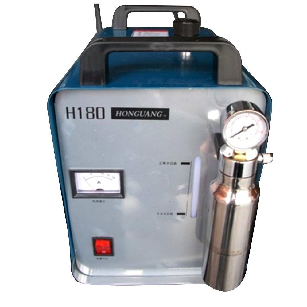 DC HAUS H180 95L Tragbare Sauerstoff Wasserstoff Wasser Welder Flamme Polierer Polieren Maschine