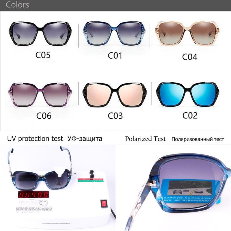 dbc1badaa8 Vintage Sol Gafas De Mujer Polarizadas Para Lujo 8n0NwkOPX