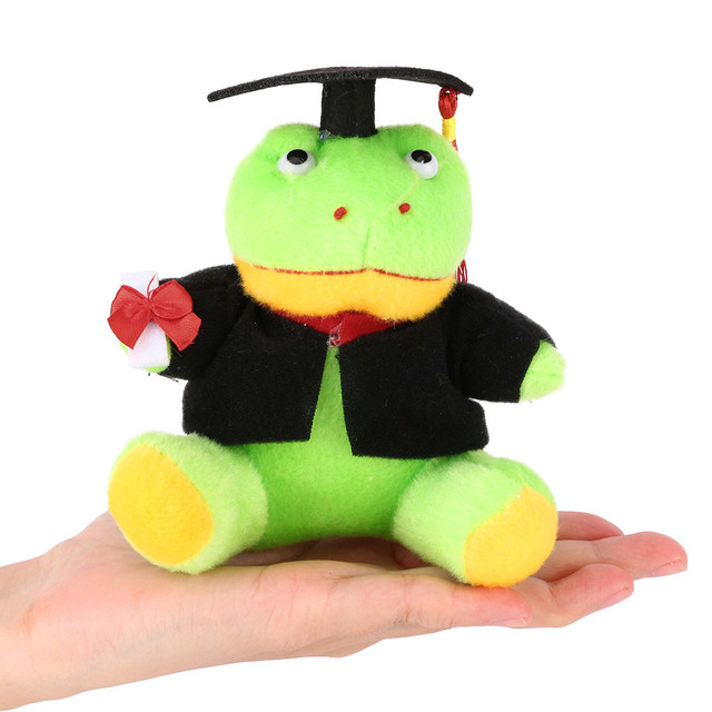HIINST Cartoon Kids Baby Graduation Gift Toy  Small Doll Kids Children Gift Toy Party Gifts Cute Toys For Girls Gifts Animal Toy