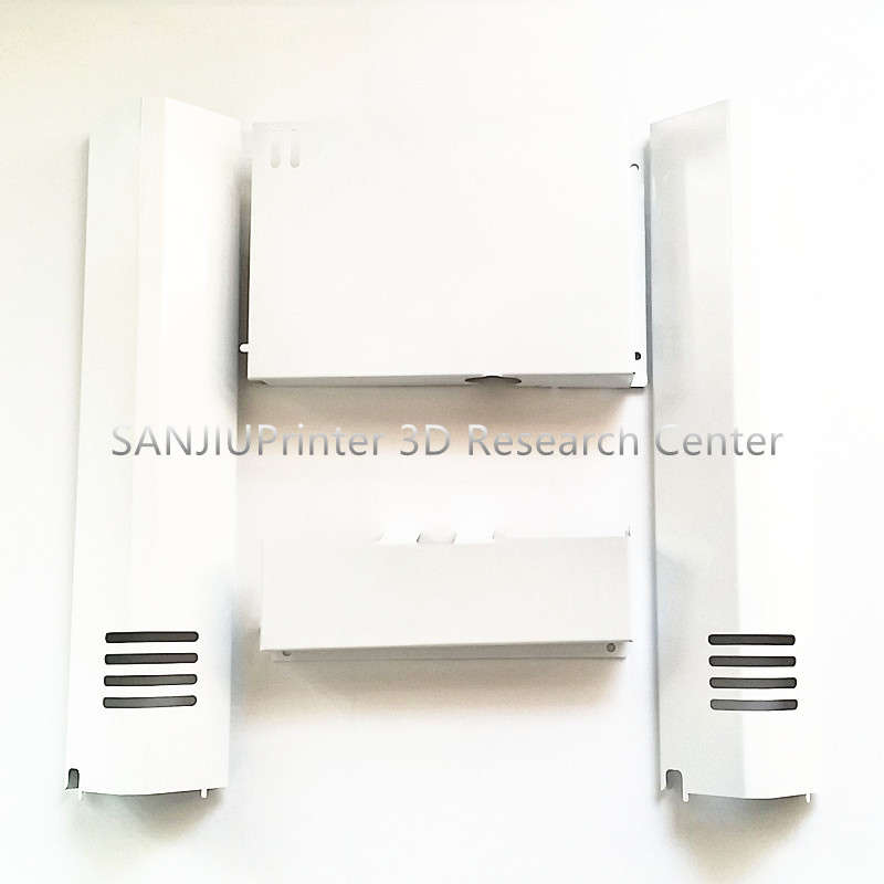 Newest 3D Printer Parts Ultimaker 2 Extended Motor Cover Motherboard Cover UM2 Fenders Display Screen Cover