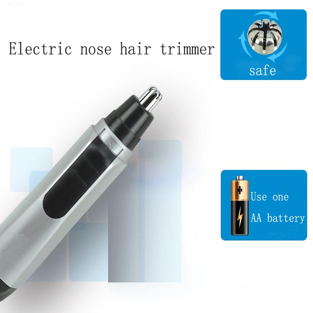 1 Pc Ordentlich Sauber Trimer Rasiermesser Elektrische Nase Haar Trimmer Ohr Gesicht Entfernung Rasieren Aparador De Pelos Masculino Pelo Nariz