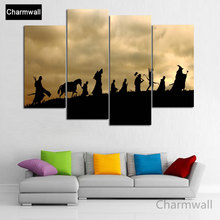 The lord of rings Movie Several Panels Prints Wall Art
