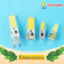 AC/DC 12V G4 led Dimmable g9 led Lamp COB 6W 10W 220V LED Corn Light Replace Halogen Lamp led bulb Crystal Chandelier Lampada g9 led lamp 7w 9w 10w 11w corn bulb ac 220v smd 2835 3014 48 64 96 104leds lampada led light 360 degrees replace halogen lamp