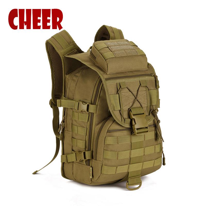 2017 hot fashion men bag men Vintage backpack Travel bag Male and female outdoors military bag Designer high quality Laptop bag 2017 hot sale men 50l military army bag men backpack high quality waterproof nylon laptop backpacks camouflage bags freeshipping