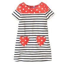 A-Line Girl Dresses Princess Costume 2018 Brand Baby Girl Dress Summer Costume for Kids Clothes Vestidos Children Birthday Dress