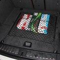 Стайлинга автомобилей, Пол Стиль Багажнике Автомобиля Грузовой Чистая Fit ВНЕДОРОЖНИК Для Volkswagen Tiguan Touareg Porsche cayenne Skoda Yeti Макан