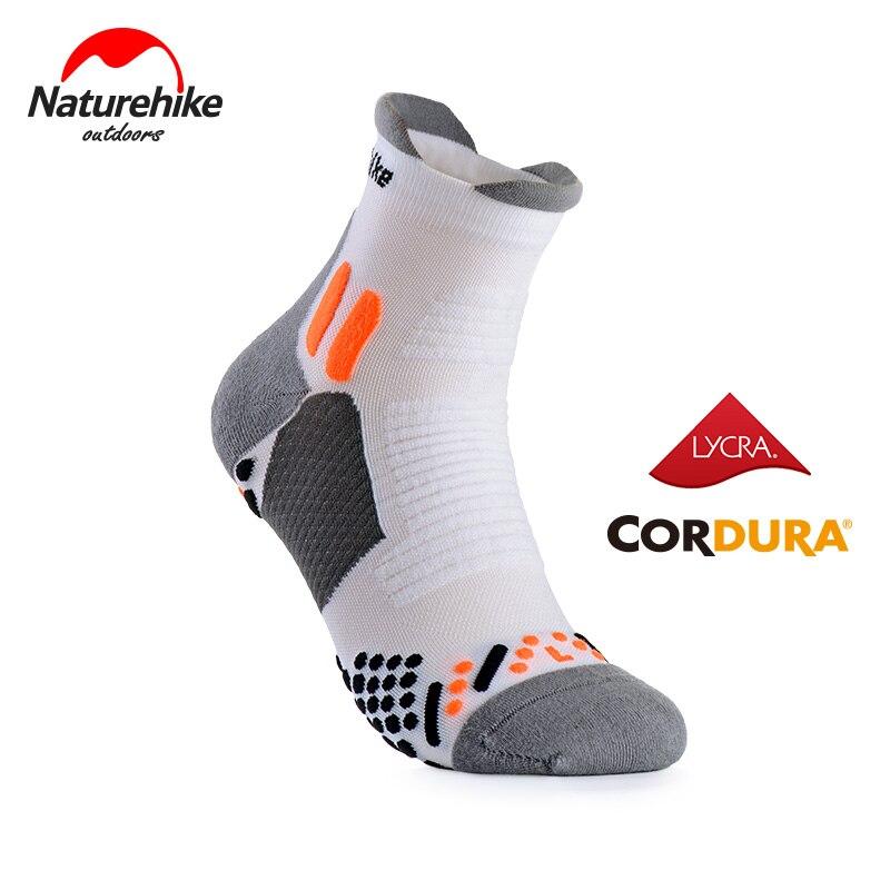 NatureHike Fabrik verkaufen Professionelle Wettbewerb schnell trocknend läuft socken cordura material sport Socken ball fitness socke