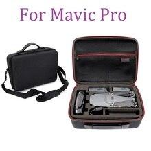 Tasche Für DJI Mavic Pro Hardshell Schulter Wasserdichte Tasche Fall Portable Storage Box Shell Handtasche