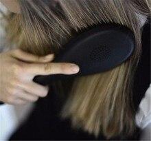 Discount! 3D digital Magic Comb DF Hair Straightener Brush Comb Hair Straightening PK Antomatic LCD Hair Straightener Comb With Spray