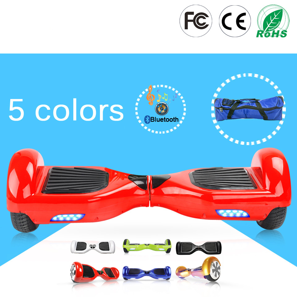 eu shipping smart balance board wheel electric skateboard. Black Bedroom Furniture Sets. Home Design Ideas