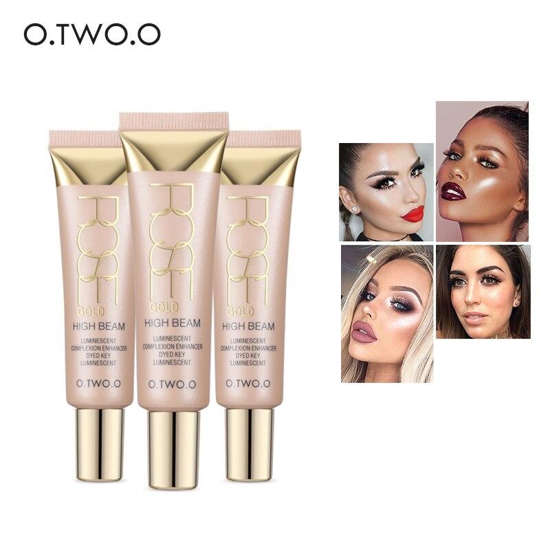 O.TWO.O 3 Colors Primer Face For All Lotion Lëkurës Poret Makeup - Grim