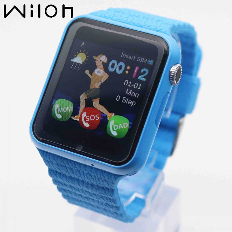 2018 hot kids GPS tracking watch camera SOS Call waterproof smart watches Location Device Tracker Children's Clock blue V7K beko css 48100 gw white