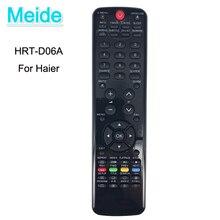 ใหม่ Original HTR D06A htr d06a ใช้รีโมทคอนโทรลสำหรับ HAIER TV Fernbedienung