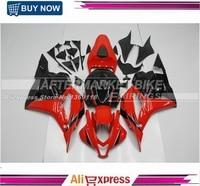 For Honda 2009 2010 2011 2012 CBR600RR F5 ABS Fairings RED & BLACK