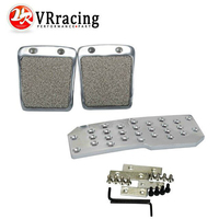 VR RACING STORE Brake Foot MT Pedals For DC2 EK9 DC5 EG6 DC5 EK4 S2000 Mugen