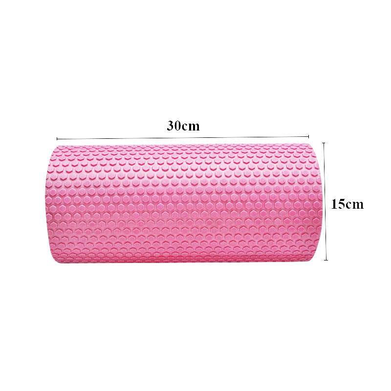 High Density Floating Point EVA Yoga Pilates Fitness Gym Foam Roller Massage Pink 410052 3  High Density Floating Point EVA Yoga Pilates Fitness Gym Foam Roller Massage Pink 410052 HTB1eqCBRVXXXXXSapXXq6xXFXXXr