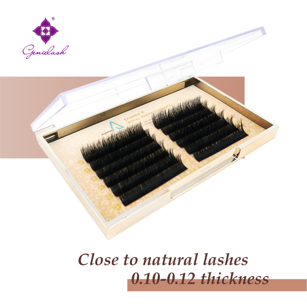 Real mink eyelash extension natural mink lashes no crualty high quality 16lines