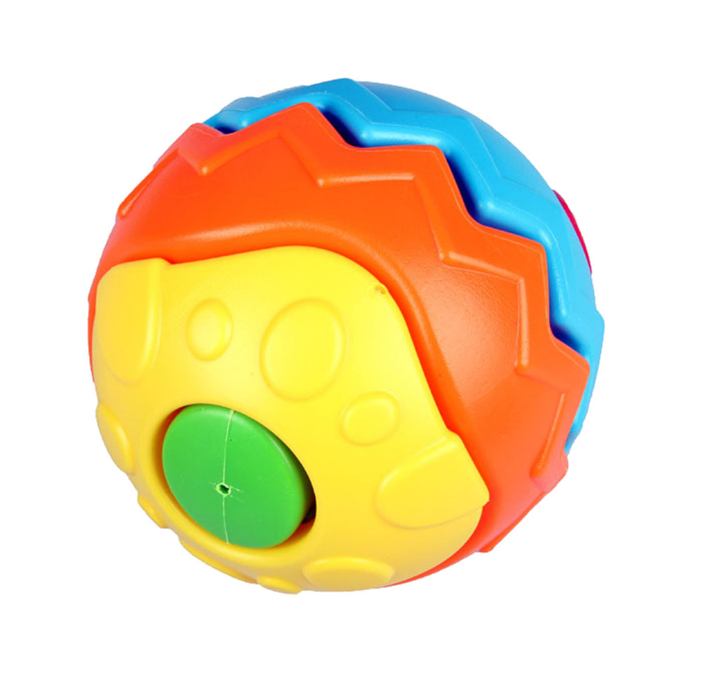 Kids Creative Funny Hand Grasp Assemble Crawling BallEarning Education Learning Machines for Kid Children Outdoor Fun Sports