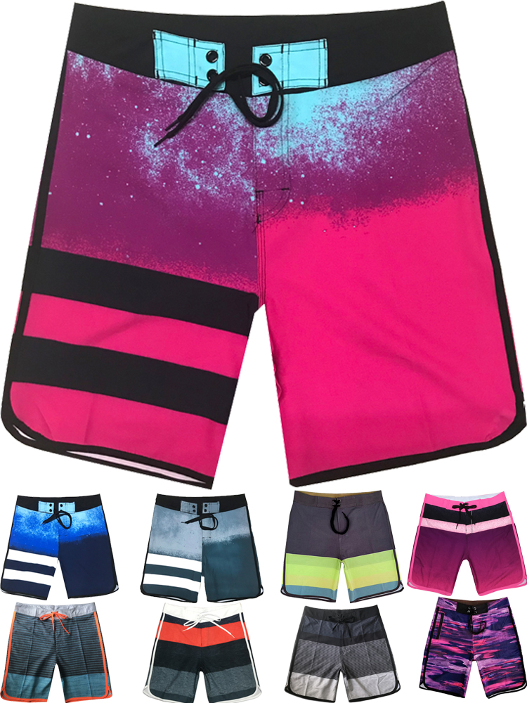 JERECY Mens Swim Trunks Old Shcool Telephone Quick Dry Board Shorts with Drawstring and Pockets