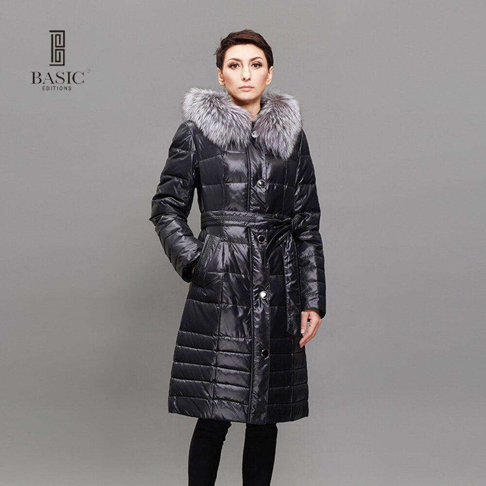 Aliexpresscom  Buy Basic Editions Women Winter Jacket -9545