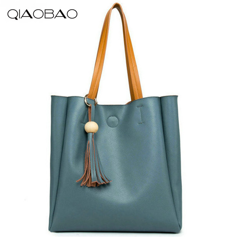 QIAOBAO Luxury 100% Natural Cowhide Genuine Leather Bags Designer Handbags High Quality Tote Shoulder Bags For Women Bag qiaobao 2017 new 100% cowhide leather handbags women patchwork ladies hand bags girls soft genuine leather shoulder bag ladybag