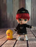 BJD sd gui ma BRU 1/8 nude doll model for collection gift free random eyes