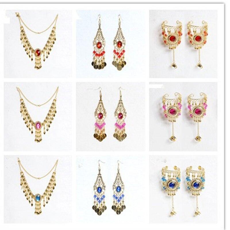 Indian Dancewear Gems Belly Dance India Belly Dance font b Accessories b font Necklace Dance font