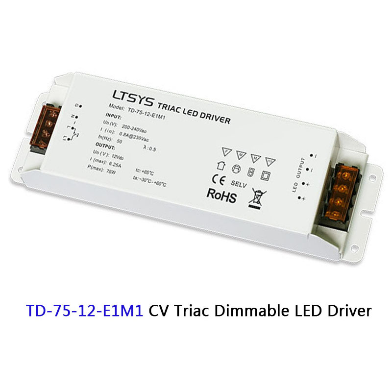 AC110 220V to DC12V 24V 36W 50W 75W 150W Triac Dimming Driver power Supply,0-10V/1-10V Driver,for led strip light free shipping triac 220v dimmable driver triac dimming led controller 1 channel 75w dm9123h t series