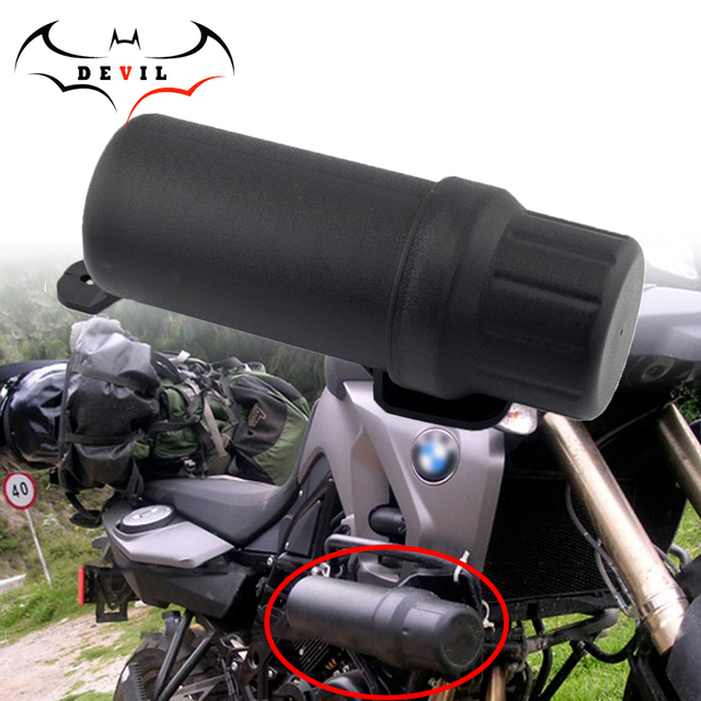 Universal Off-Road Motos Waterproof Tool Tube Gloves Raincoat Storage Box Locker Gloves Put Box Motorcycle Accessories new
