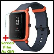 Оригинал Сяо Mi Хуа Mi Amazfit Bip бит темп Lite Молодежный Смарт-часы Ми Fit отражение Цвет Экран 1.28″ Баро IP68 Водонепроницаемый GPS