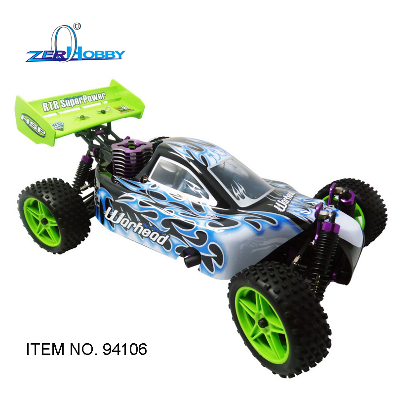 HSP Rc Car 1/10 Scale Nitro Power 4wd Remote Control Car 94106 Off Road Buggy High Speed Hobby Car Similar REDCAT HIMOTO Racing hsp rc car flyingfish 94123 4wd drifting car 1 10 scale electric power on road remote control car rtr similar himoto redcat