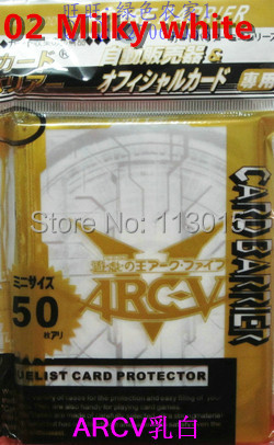 KMC 10 պայուսակ / շատ (500 հատ) YuGiOh ARC-V քարտի - Խաղային արձանիկներ - Լուսանկար 1