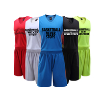 Adsmoney High Quality Custom China Team Blank Basketball Jersey Men Breathable Basketball Clothes Professional Training Suit