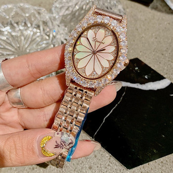 2019 Super Rhinestone Women Watches Women Full Rhinestone Stainless Steel Watch Ladies Watch Women Clocks Gifts zegarek damski