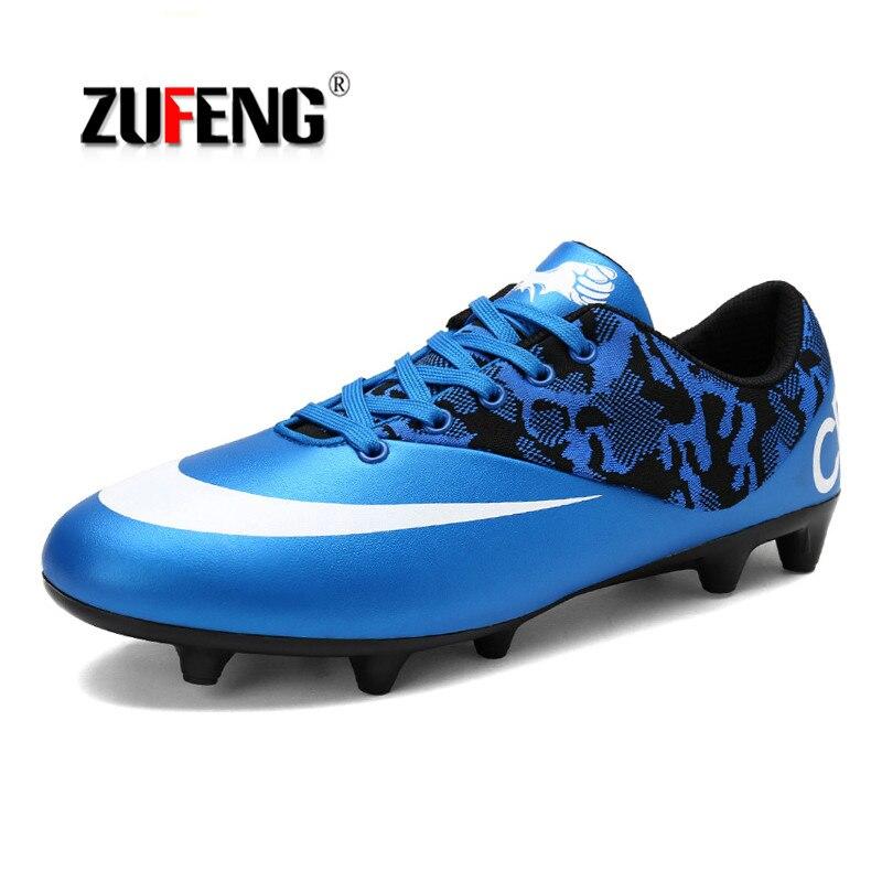 Futzalki futzalki masculino tênis de futebol indoor turf superfly futsal 2018 original botas de futebol tornozelo botas de alta chuteiras
