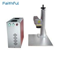 20w 30w fiber laser marking machine for measuring tool marking machine for metal