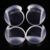 10 Proteção de Borda Canto pçs/set 2 Tipos Crianças Bebê Anticolisão Edge & Canto Guardas Protetores De Canto De Mesa Transparente