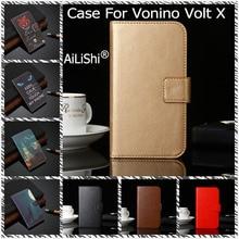 цены на AiLiShi PU Leather Case For Vonino Volt X Luxury Flip Protective Cover Wallet With Card Slots Volt X Vonino Case In Stock  в интернет-магазинах