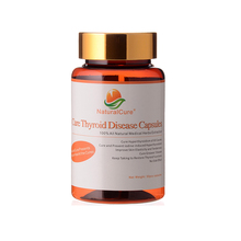 NaturalCure Cure Thyroid Diseases Caps ules Cure Thyroid Swelling Balance Thyroid Hormone Secretion TCM Chinese Med