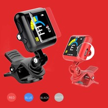 AROMA AT-100 TUNER For chromatic,guitar,bass,violin,ukulele small size accurate tuning Clip-on tuner and metronome