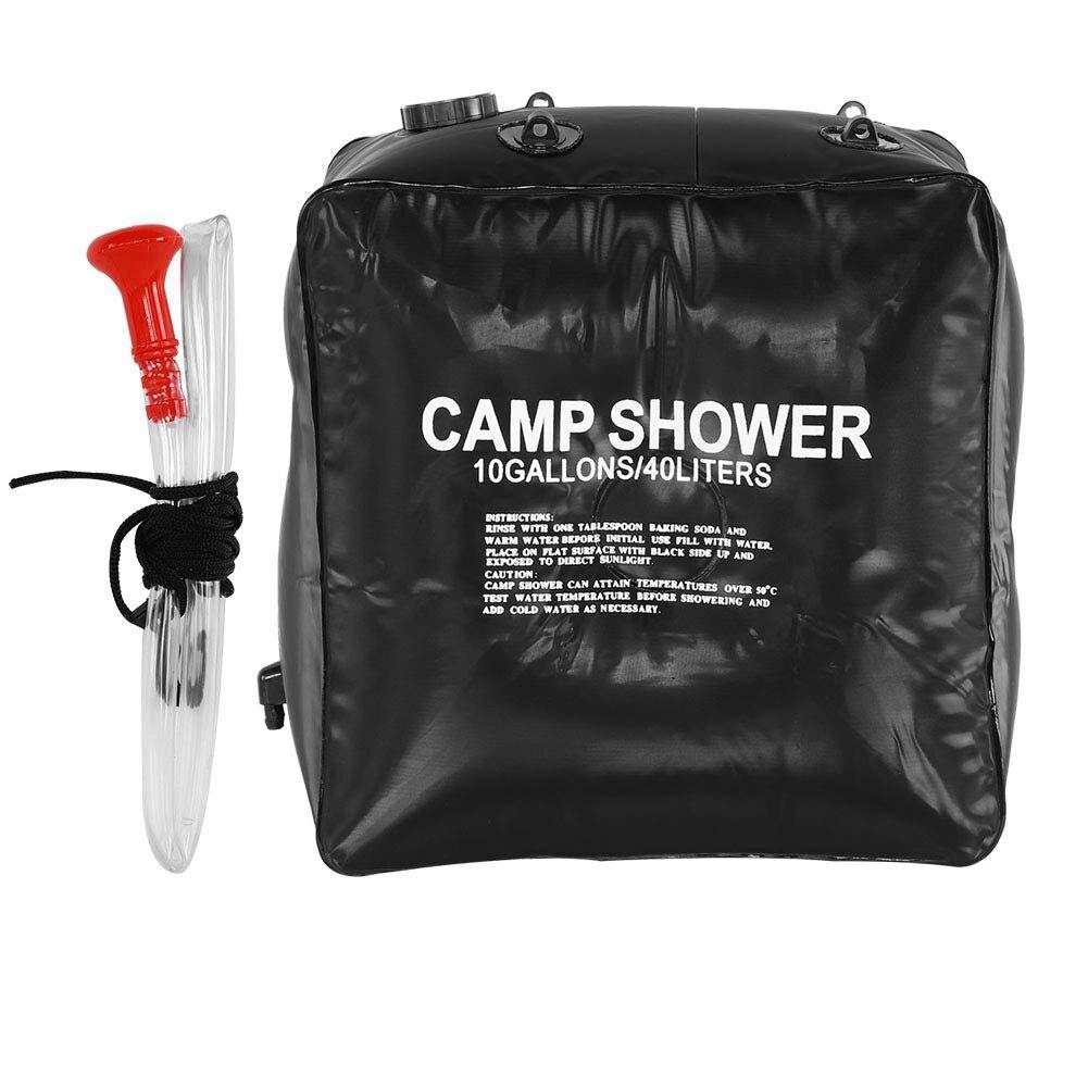 842.57руб. 28% СКИДКА|40L Солнечная нагревательная сумка для душа для кемпинга, сумка для воды на открытом воздухе с водной веревкой, Аксессуары Для Мойки автомобиля|Сети| |  - AliExpress