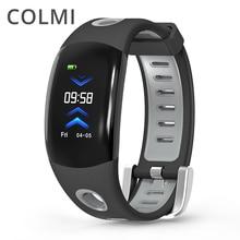 DM11 COLMI Relógio Inteligente Pedômetro Bluetooth LCD a Cores Pulseira De Fitness Heart Rate Monitor de Fitness Pedômetro À Prova D' Água Banda Inteligente