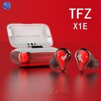 TFZ X1E Ture Wireless Bluetooth In Ear Earphones Stereo Handfree Sports Bluetooth IP67 Waterproof Earphone X1 O5 AIR MY KING