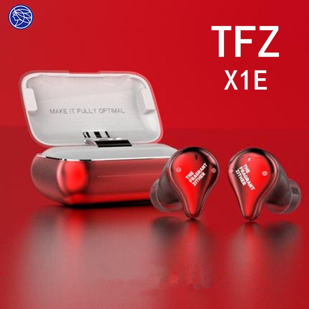 TFZ X1E Ture sans fil Bluetooth dans l'oreille écouteurs stéréo mains libres sport Bluetooth IP67 étanche écouteur X1 O5 AIR mon roi-in Écouteurs et casques from Electronique    1