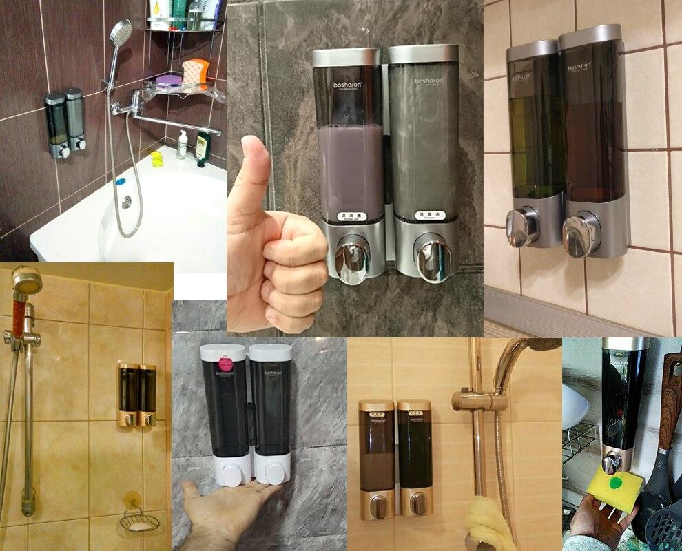 soap dispenser silver