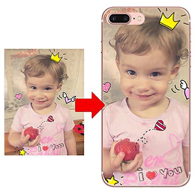 Funda de teléfono de diseño personalizado para Huawei P20 P9 P10 Plus P smart Honor 10 9 8 Lite 7 foto cubierta impresa personalizar Y7 Y5 Y6 Y3